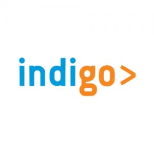 Logo van Indigo
