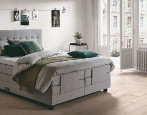 Afbeelding van een slaapkamer