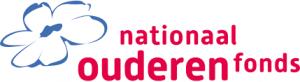 Het logo van nationaal ouderen fonds