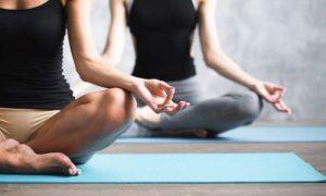 mediterende mensen