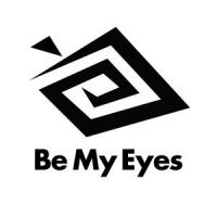 logo van be my eyes