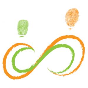 het logo van de nationale hulp gids