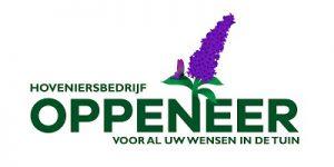 logo van hoveniersbedrijf oppeneer