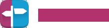 App logo van de app ongehinderd