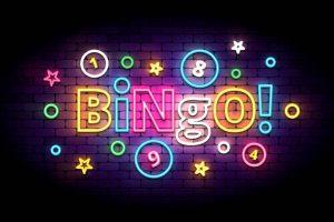 Afbeelding met het woord bingo erin